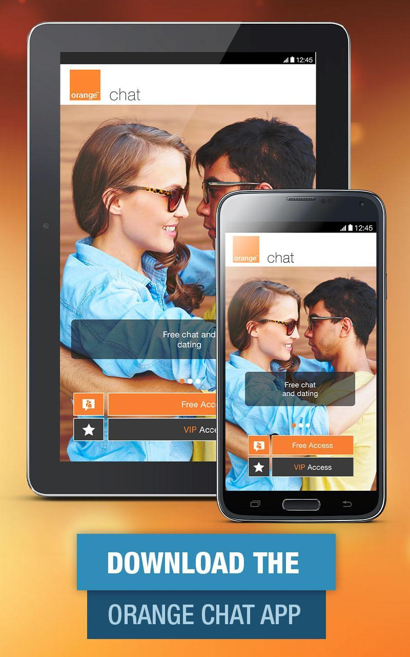 Orange Chat for Android - APK Download