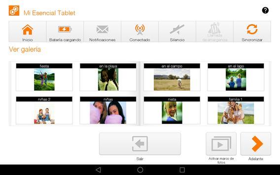 Mi Esencial Tablet apk screenshot