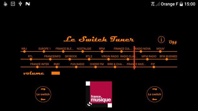 Le Switch Tuner apk screenshot