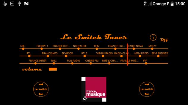 Le Switch Tuner Screenshot 1