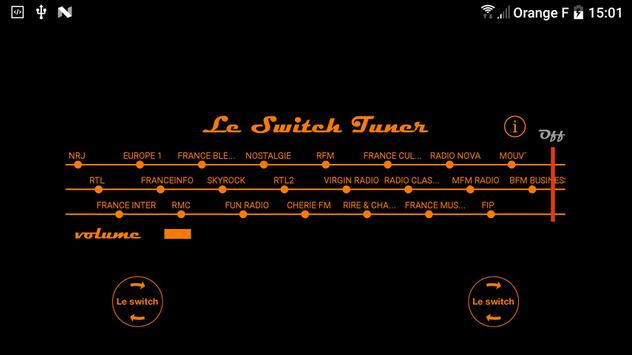 Le Switch Tuner captura de pantalla 2