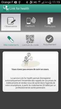 Link for health apk screenshot