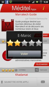 Méditel Apps apk screenshot