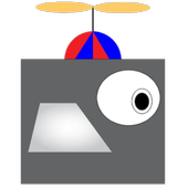 Boxed Bird ikona
