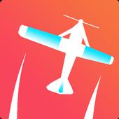 하늘비행 3D icon