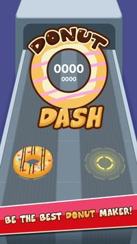 Donut Dash poster