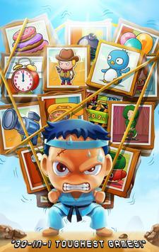 El juego más difícil 2 Poster