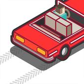Speedy Car - Endless Rush icon