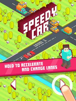 Speedy Car - Endless Rush screenshot 5