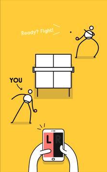 I'm Ping Pong King :) Plakat