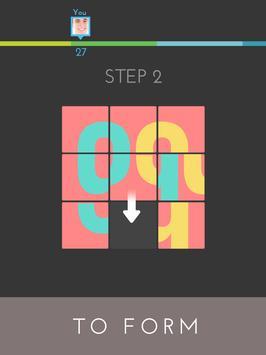 Sliding Puzzle with Facebook apk screenshot