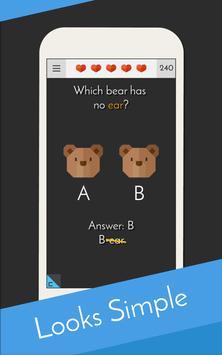 Tricky Test 2™: Genius Brain? apk screenshot