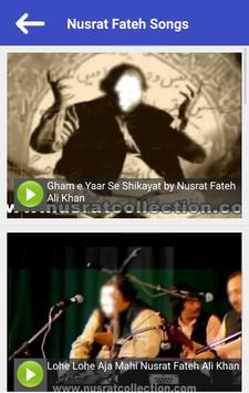 Best of Nusrat Fateh Ali Khan apk screenshot