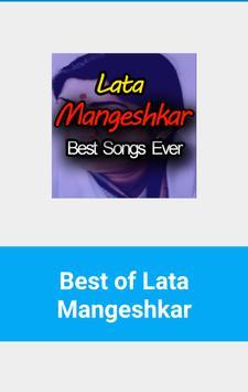 Best of Lata Mangeshkar apk screenshot