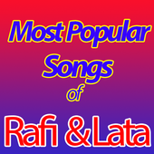 Rafi and Lata Duet Hits icon
