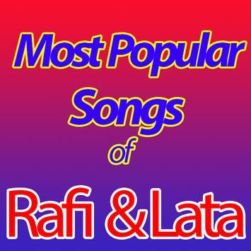 Rafi and Lata Duet Hits apk screenshot