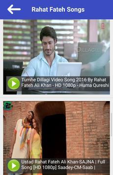 Best of Rahat Fateh Ali Khan apk screenshot