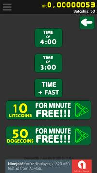 Satoshis Games Free Faucet screenshot 3