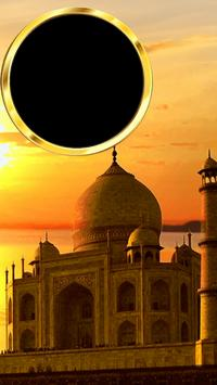 Taj Mahal Frames Photo Editor screenshot 1