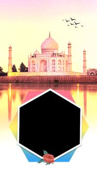 Taj Mahal Frames Photo Editor screenshot 2
