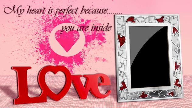 Beautiful Love Photo Editor poster