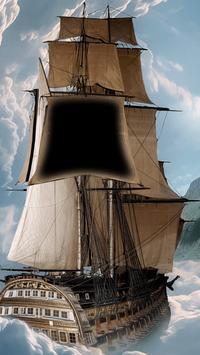 Pirate Ship Hoarding Photo Frames screenshot 2