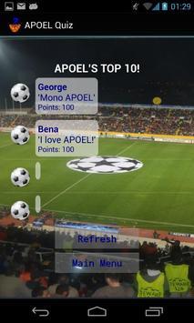 Apoel Quiz apk screenshot