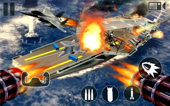Air Combat Fighter Strike screenshot 1