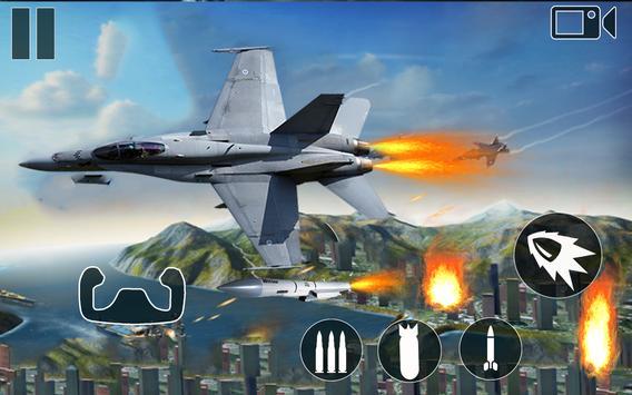Air Combat Fighter Strike screenshot 2