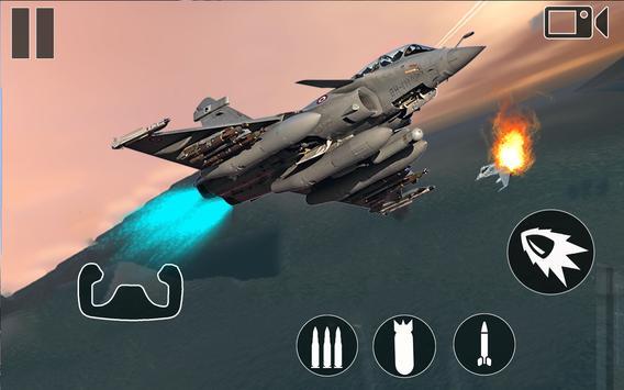 Air Combat Fighter Strike screenshot 4