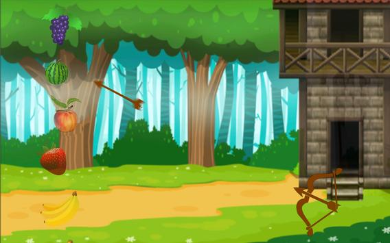 Archer Fruit Chain Shooter apk screenshot