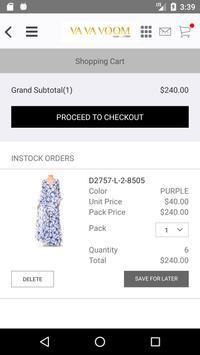 Va Va Voom - Wholesale Clothing screenshot 3