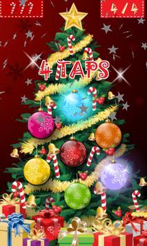 Ornamental Christmas poster