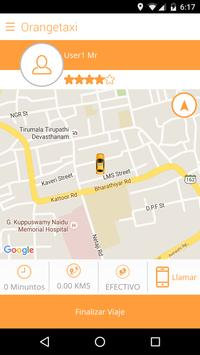 OrangeTaxiDriver apk screenshot