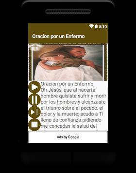Oracion por un Enfermo screenshot 1