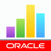Oracle BI Mobile icon