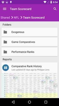 Oracle BI Mobile apk screenshot