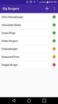 Meal Memory apk screenshot