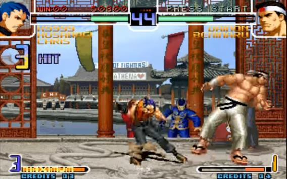 Guide for King of Fighter 2002 screenshot 1