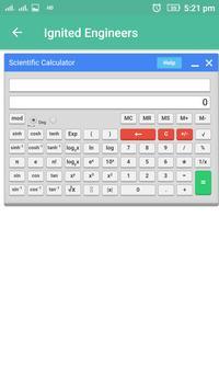GATE Calculator 2019 - By IIT Madras screenshot 1