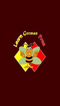 Learn German Free poster