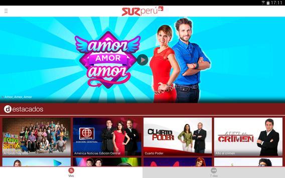 SUR Perú + apk screenshot