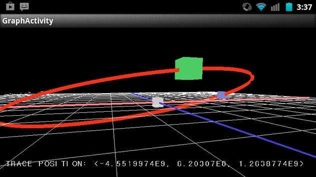 3D Orbital Grapher screenshot 3