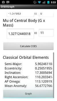 3D Orbital Grapher screenshot 1