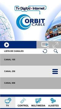 Orbit Cable HD apk screenshot