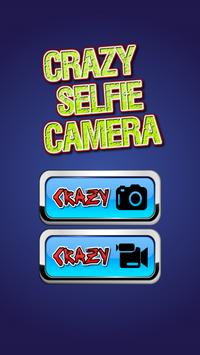 Crazy Selfie Camera Photo Video poster
