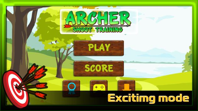 Archer Shoot - Archery Master poster