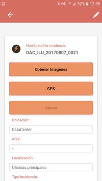 App Facility Service SEAT apk screenshot