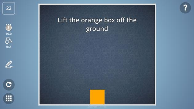 Schermata apk Brain It On! - Physics Puzzles