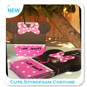 Cute Styrofoam Costume Party Treat Bags icon